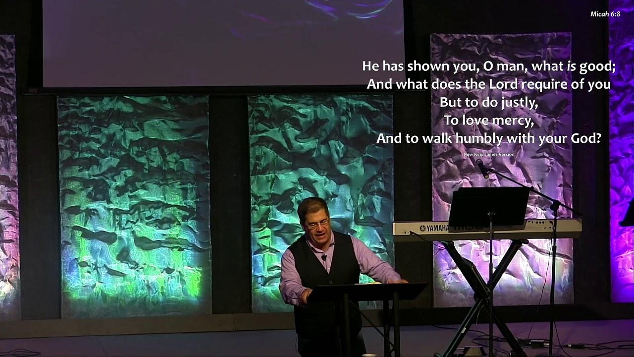Sunday Service Nov 22 2020: Finding Refuge in Christ Jesus