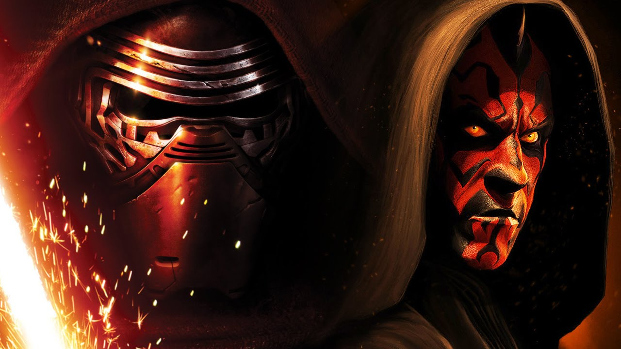 Star Wars Episode 7 The Force Awakens Better Than The Prequels The Clone Wars Kylo Ren Declares