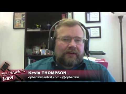 This Week in Law 279: Blame Kevin