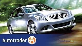 2011 Infiniti G37 - Coupe & Sedan | New Car Review | AutoTrader