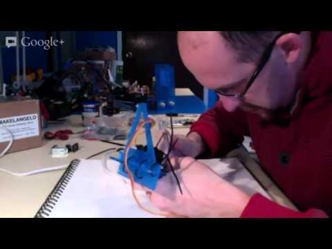 laser cut v9 pen holder test