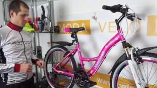выбираем велосипед  для девочки 7 - 12 лет
