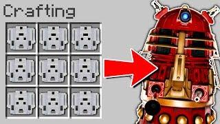 ¡NUNCA JUNTES TODOS LOS ROBOTS DE MINECRAFT! (MUY PELIGROSO) | MINECRAFT TROLL