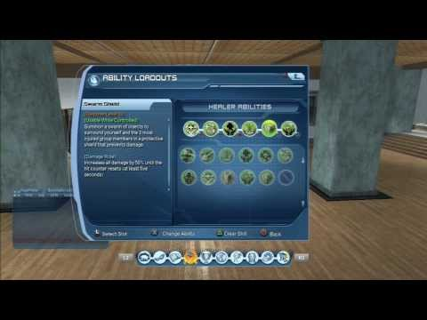 How To Nature Heal DCUO