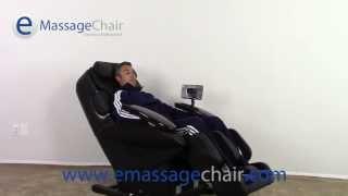 Panasonic EP-30007KX Massage Chair Video - Stretch Program