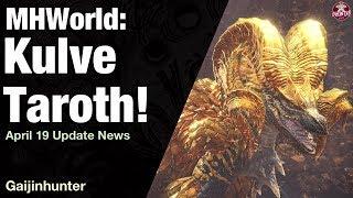 Monster Hunter World: Kulve Taroth Update