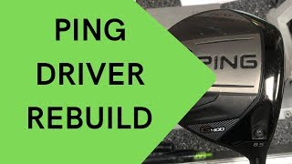 PING DRIVER BUILD -boxes to builds