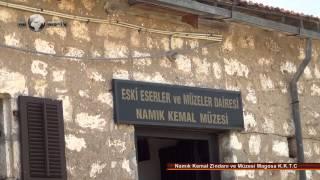 Namık Kemal Zindanı ve Müzesi Magosa K.K.T.C
