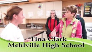 MHS Mehlville-Oakville Foundation Mini Grant Prize Patrol Tina Clark Thumbnail