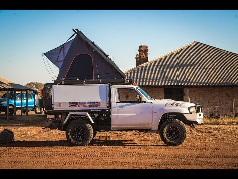The Ultimate Rooftop Tent