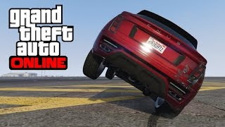 GTA 5 Online - How to Ride on Two Wheels