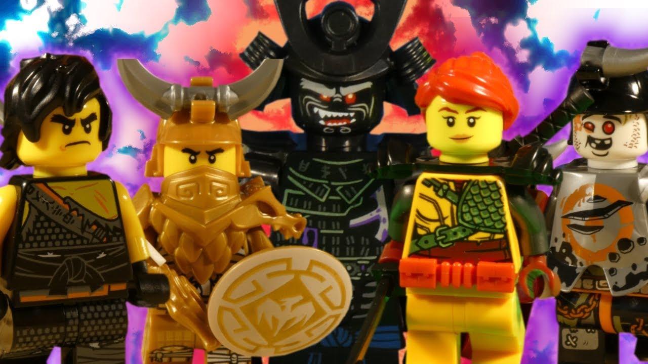 LEGO NINJAGO HUNTED INTRO - SNEAK PEEK