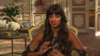 The Good Place Interview Jameela Jamil 3
