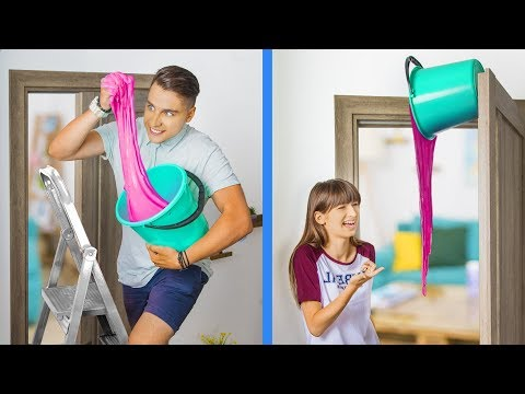 Try Not To Laugh: 14 Ultimate Pranks Gone Wrong / Funny Pranks!
