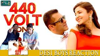 Reaction Video 440 Volt - Full Song � Sultan � Salman Khan � Anushka Sharma � Mika Singh