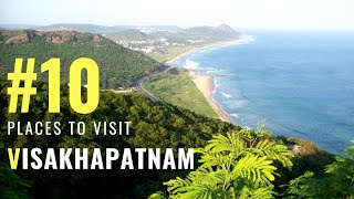 Top 10 Places in Visakhapatnam   Tourist Places in Visakhapatnam   Visakhapatnam   Tourism   #005