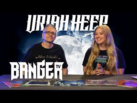 URIAH HEEP Living the Dream Album Review