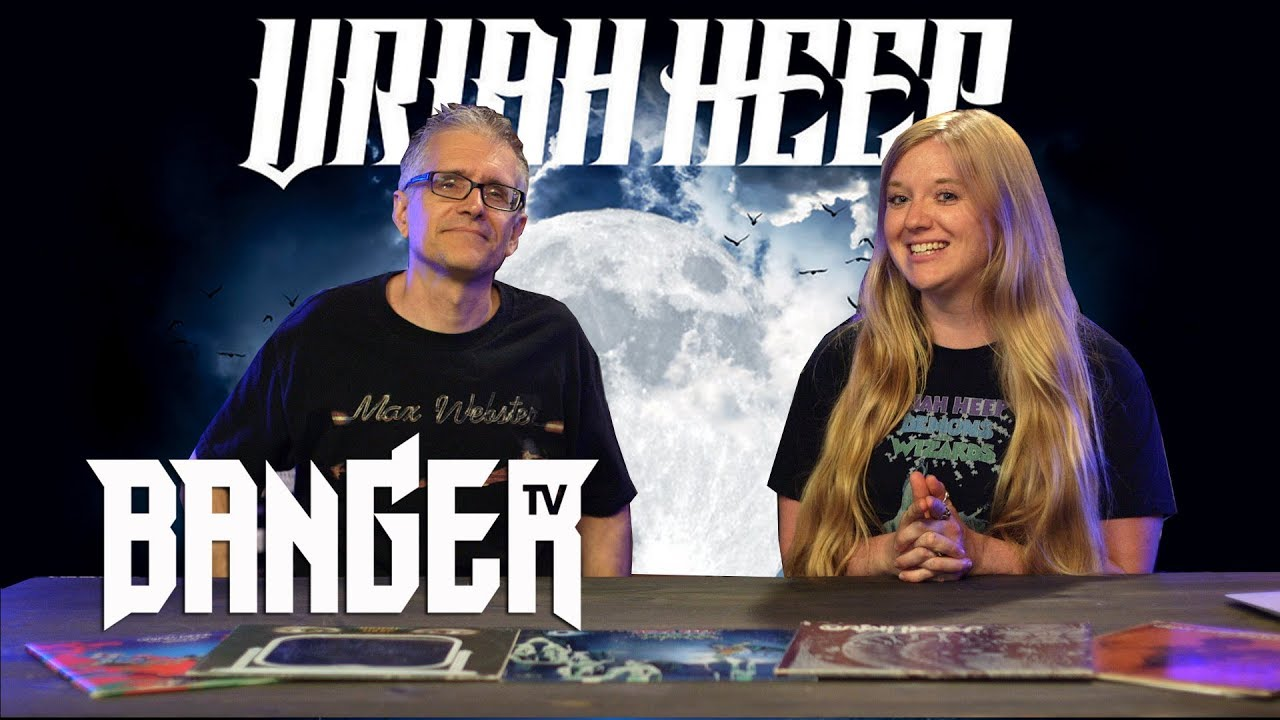 URIAH HEEP Living the Dream Album Review episode thumbnail