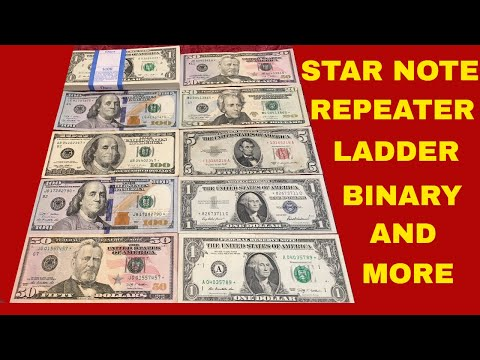 Rare Paper Money! Valuable Dollar Bills & Bank Notes To Look For! Star Notes, Fancy Numbers & More!