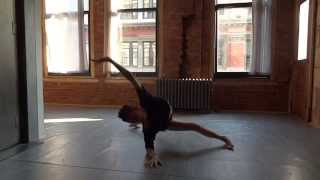 Tomorrow - Camryn Tomaszewski/ choreo by Martina Steflova