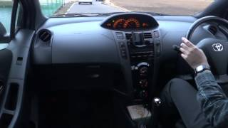 2005 Toyota Vitz (Yaris) 1.5 RS