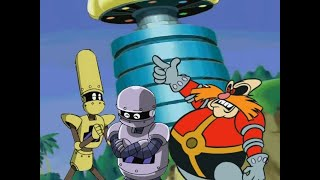 aosth robotnik, in Sonic X