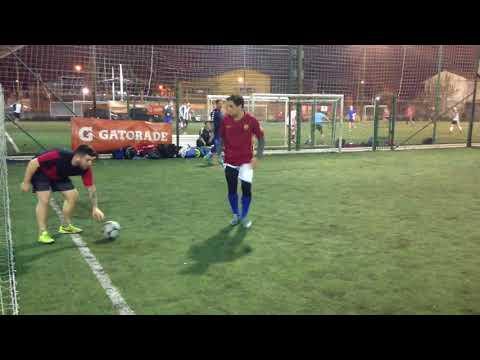 Petty Futbol Vs Los Borbotones (T36 Copa F. Hierro)