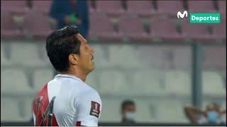 Gianluca Lapadula vs Colombia: las mejores jugadas del delantero peruano| Clasificatorias Qatar 2022