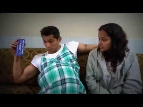 Pregnant man - Crazy Video
