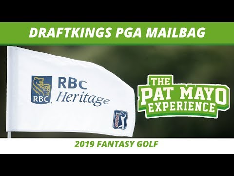 Fantasy Golf Picks 2019 Rbc Heritage Final Card Draftkings