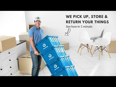 Storage in Miami FL | Stow Simple Beats Any Traditional Storage Unit