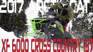 STV 2017 Arctic Cat XF 6000 Cross Country 137