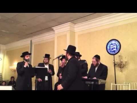 Levy falkowitz  Singes new song from  Benny friedman TODA
