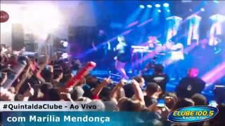 Baixar Marília Mendonça Ao Vivo no Quintal da Clube - Show Completo [22.08.2016]