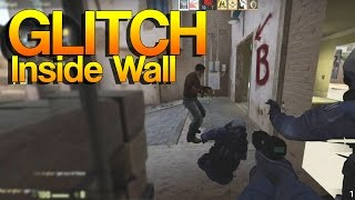 CS:GO - Inside the Wall Glitch! (Mirage)