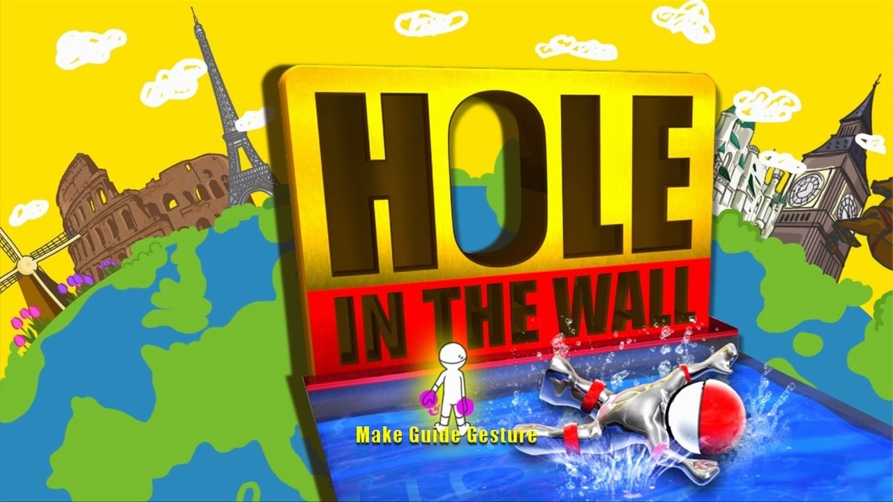 Free Hole In The Wall Games