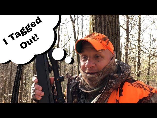 9pt Buck Down! 2019 Opening Day Pennsylvania Deer Rifle Season