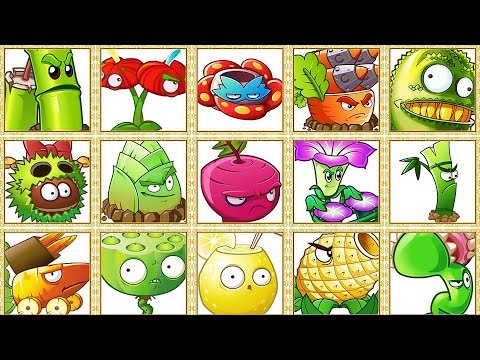 All New Premium Pvz 2 Vs Zombies in Plants vs Zombies 2(Chinese): Gameplay 2018