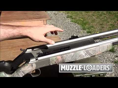 CVA™ Optima V2 Northwest & CVA Wolf™ NW Muzzleloader Rifle Review - Muzzle-Loaders.com