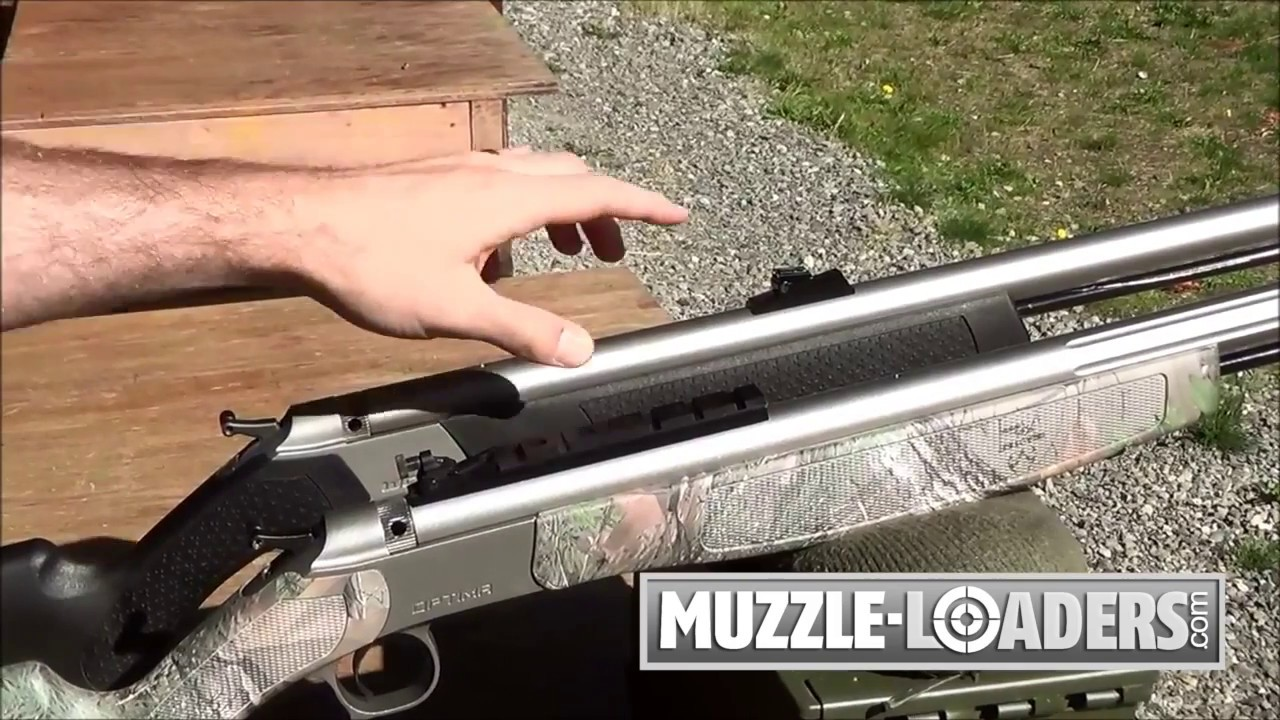 CVA™ Optima V2 Northwest & CVA Wolf™ NW Muzzleloader Rifle Review -  Muzzle-Loaders com