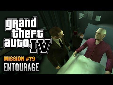 GTA 4 - Mission #79 - Entourage (1080p)