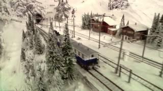 Железнодорожный макет Гамбург