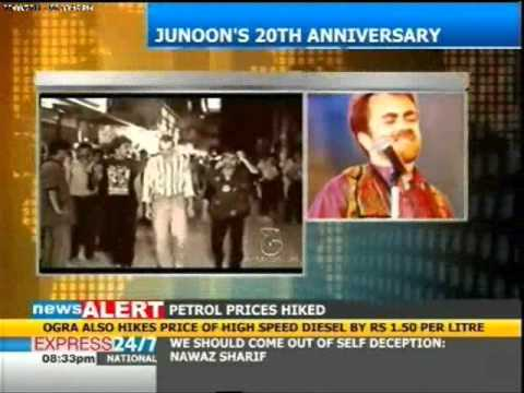 Junoon's 20 years of music (Part III): Brian O'Connel