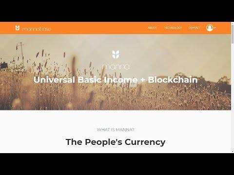 Nhận Manna Coin Free MỖI TUẦN - Manna Coin đã lên sàn - Free Bitcoin