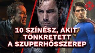 10 színész, akit tönkretett a szuperhősszerep