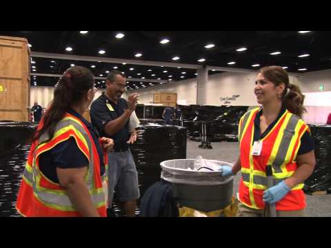 San Diego Convention Center At 25: The Center For Jobs