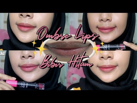 lip-cream-paling-cocok-untuk-bibir-hitam!-ombre-lips-untuk-bibir-hitam!