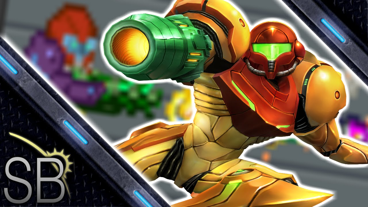 METROID WEAPONS AND ARMOR - Starbound Mods - Starbrethren
