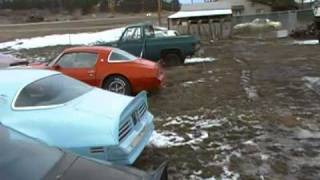 Montana Lots walkaround #2 Other GTO Hurst Trans am Chevy for sale