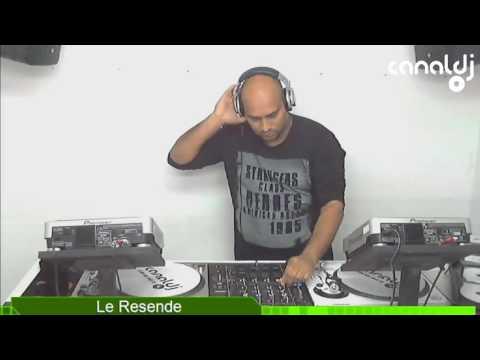 Le Resende - DJ SET, BPM - 25.06.2016